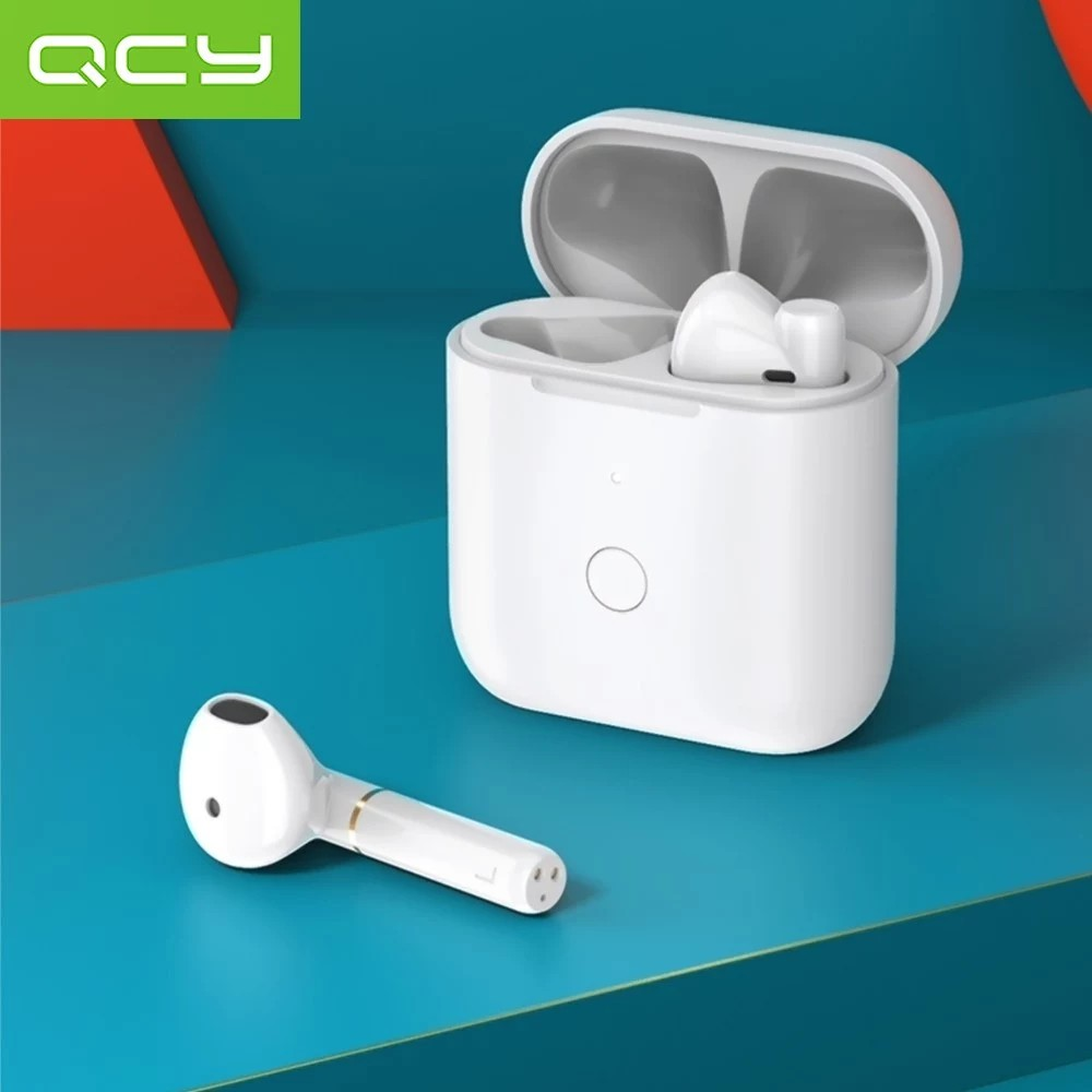 Bluetooth слушалки QCY T8 (Xiaomi)
