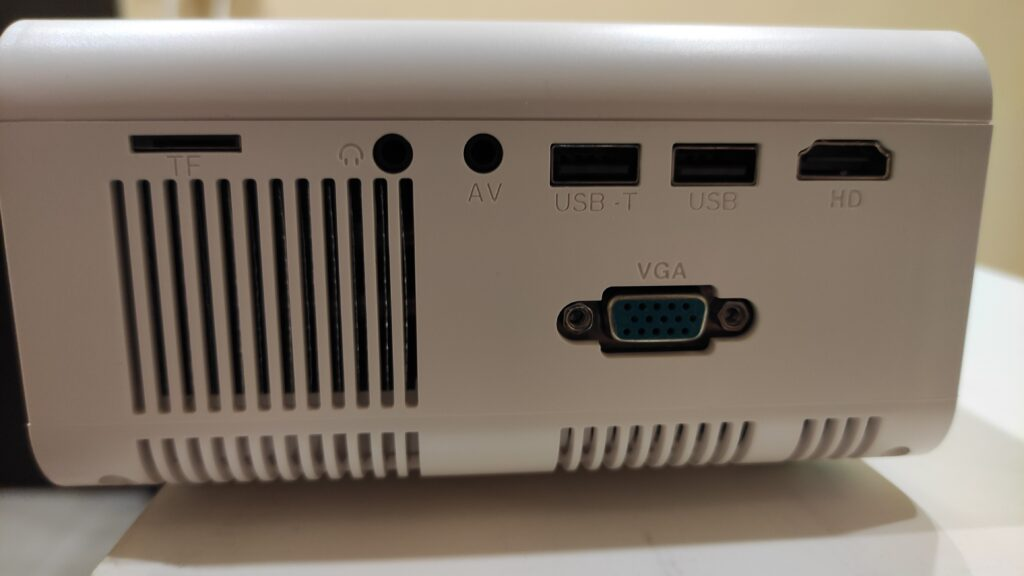 HD Проектор ThundeaL TD90 подобрена версия само за