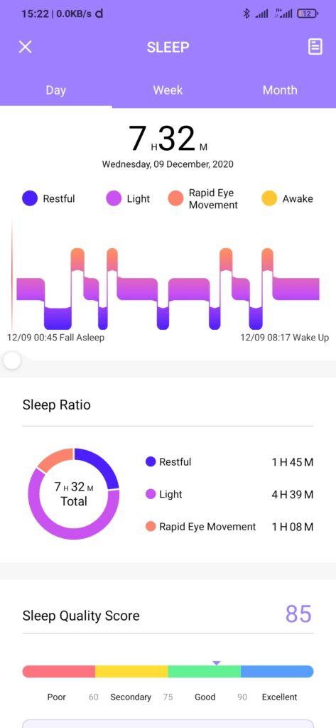 Смарт часовник Zeblaze GTS с функция за говорене по телефона.