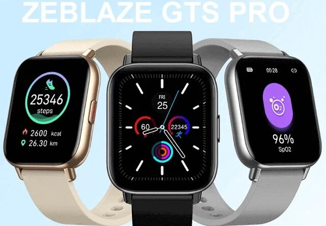 Zeblaza GTS Pro